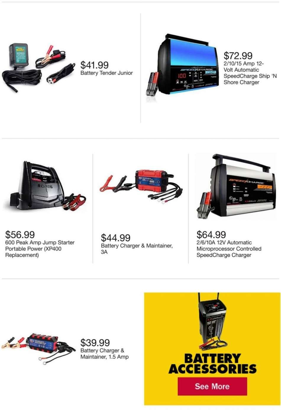 Advance Auto Parts Flyer 02 14 2019 03 06 2019 Weekly Ads Us
