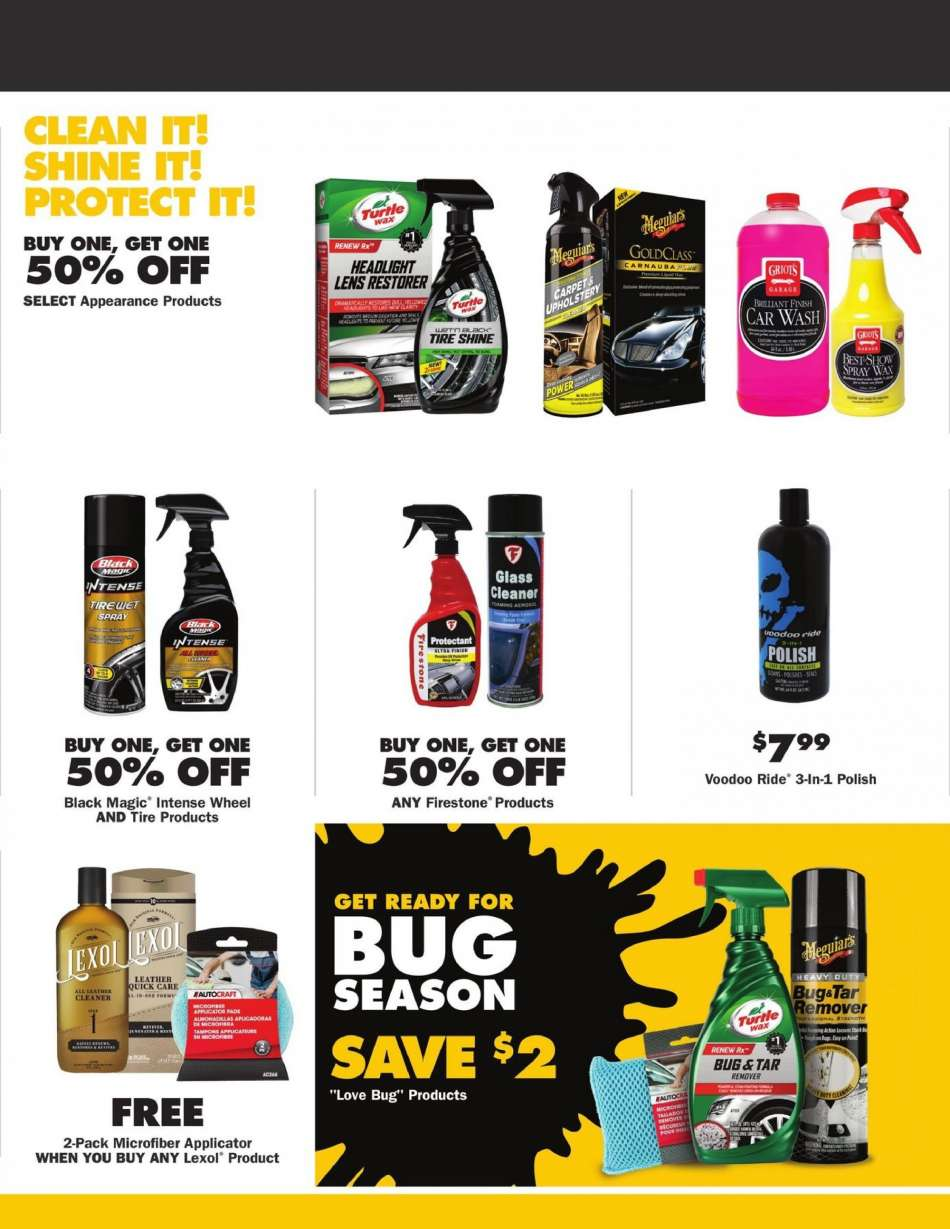 Advance Auto Parts flyer 02 28 2019 - 03 27 2019 | Weekly-ads us