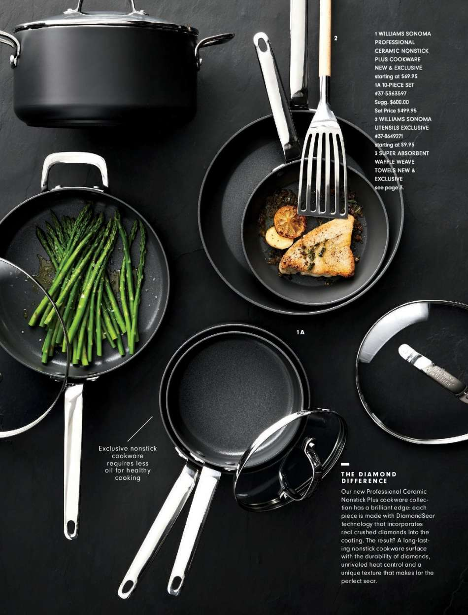 96056df64c Williams-Sonoma Flyer - 03.01.2019 - 03.31.2019 - Sales products -