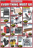 Harbor Freight Flyer - 03.01.2019 - 03.31.2019.
