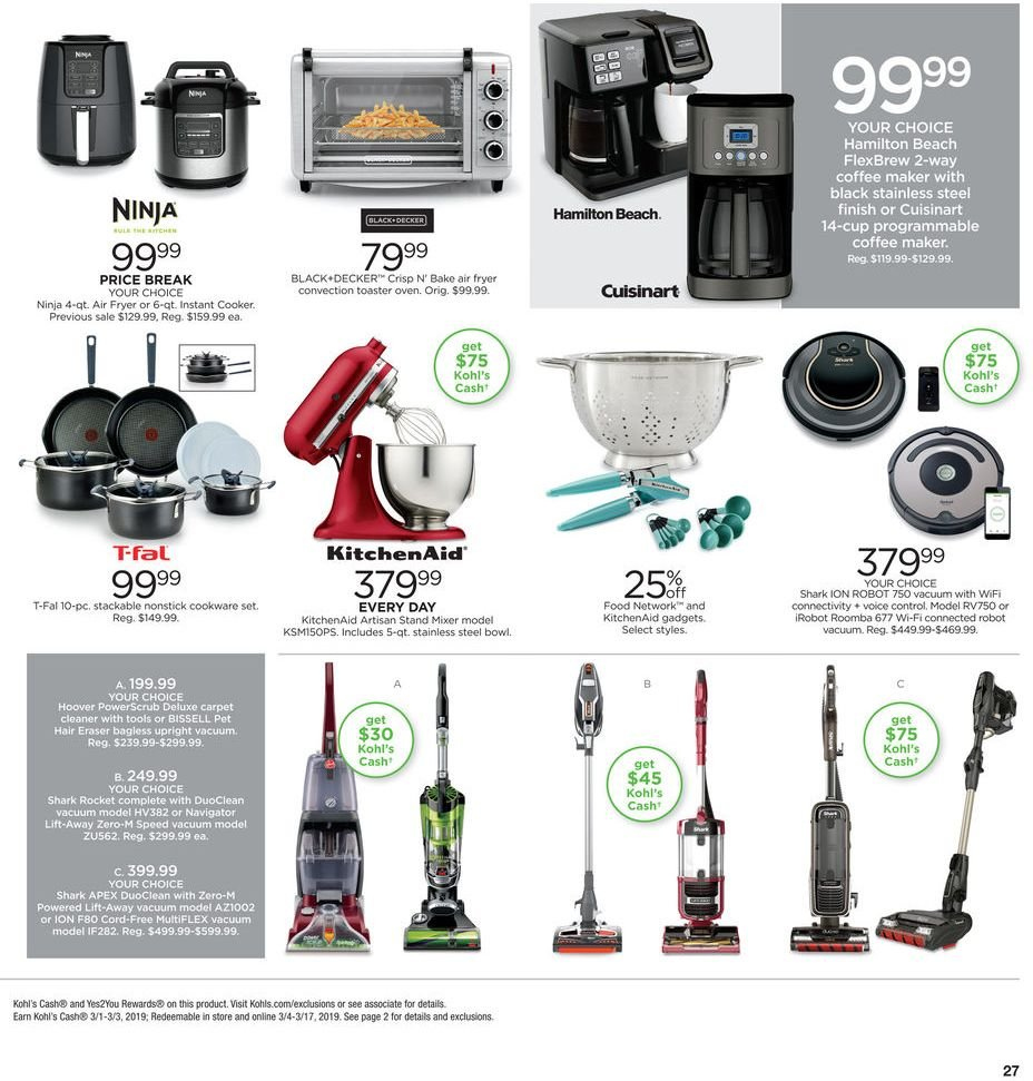 Kohl S Flyer 03 01 2019 03 10 2019 Page 27 Weekly Ads