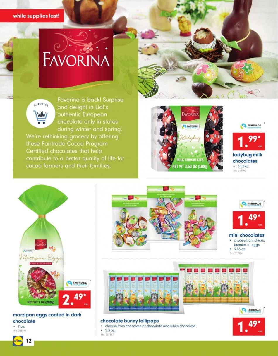Current Lidl Flyer 03062019 03122019 Weekly Adsus