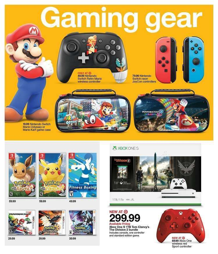 Target flyer 03 10 2019 - 03 16 2019 | Weekly-ads us