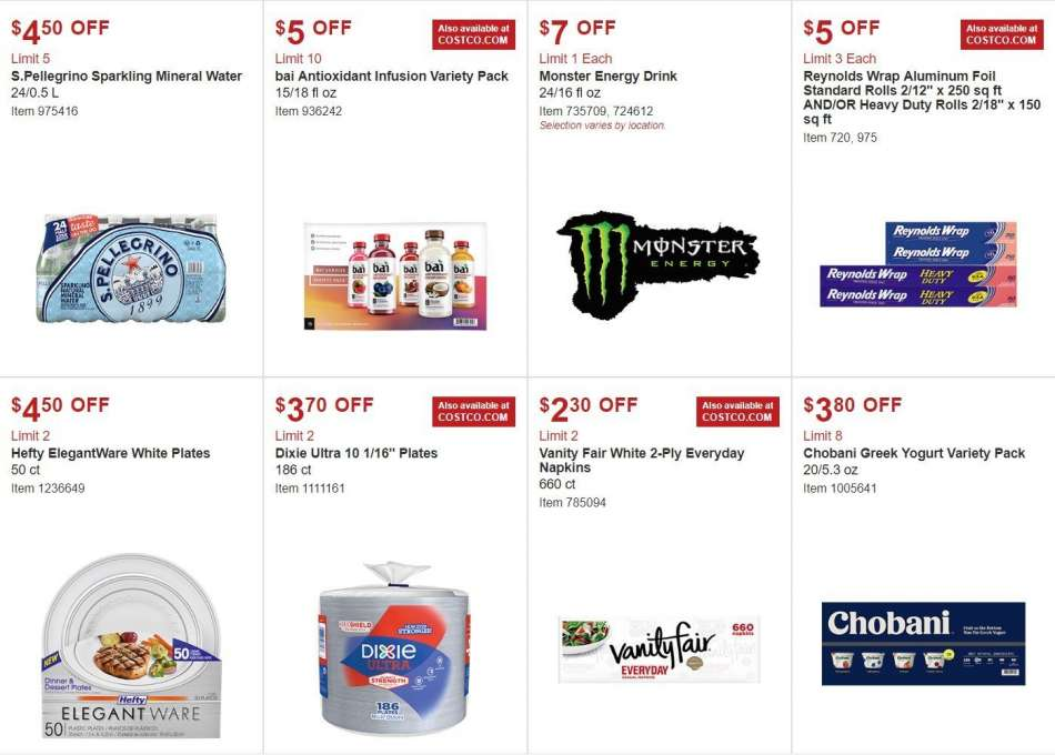 Costco flyer 03 13 2019 - 04 07 2019 | Weekly-ads us