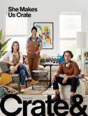 Crate & Barrel Flyer - 03.01.2019 - 03.31.2019.