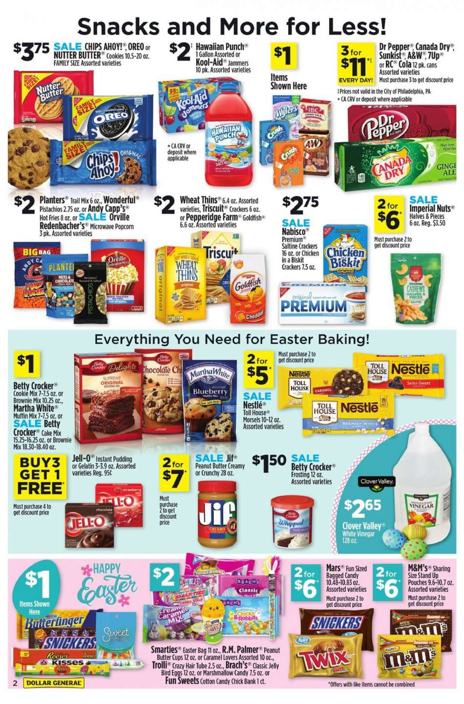 Dollar General Flyer 03 10 2019 16 Weekly Ads Us
