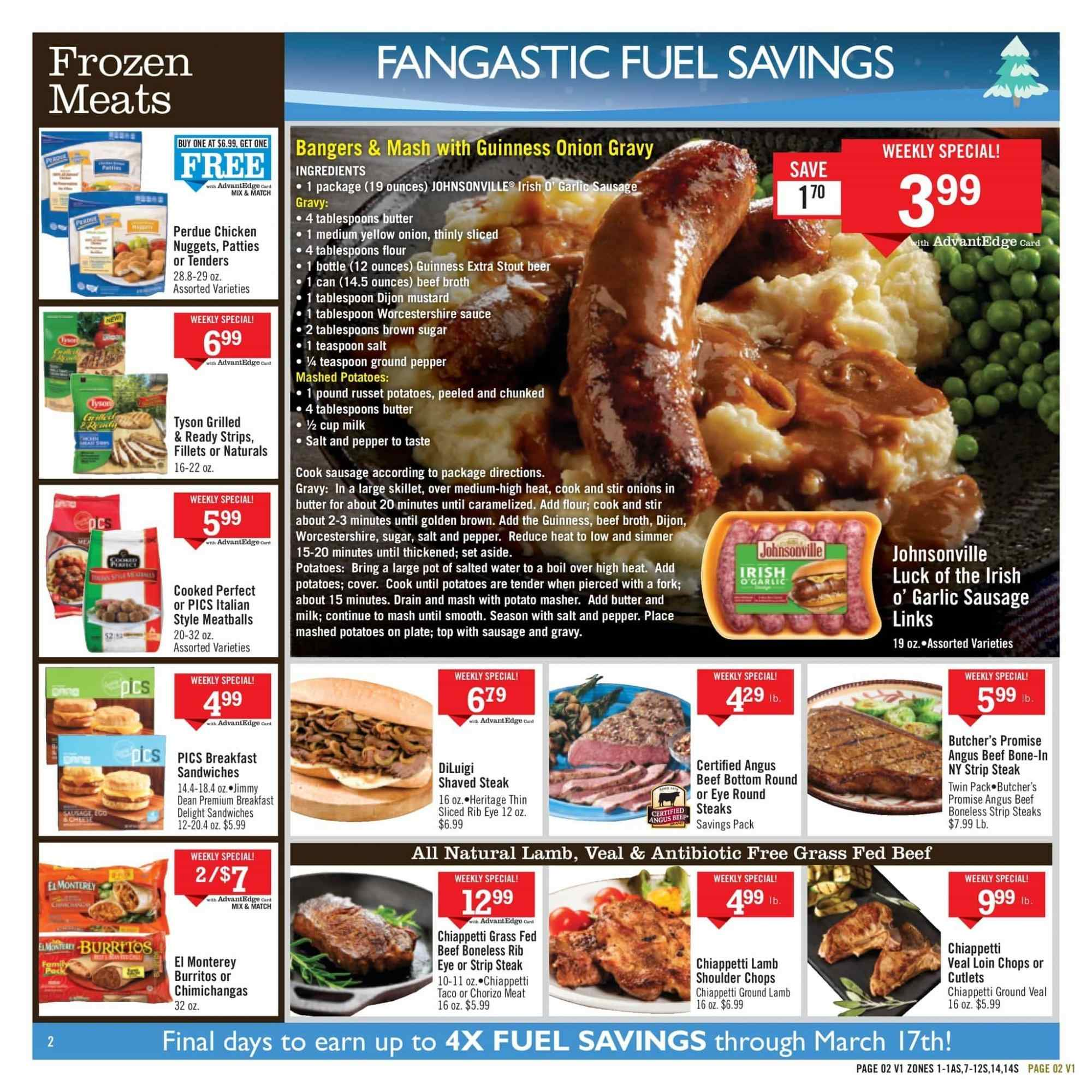 Price Chopper Flyer 03 10 2019 03 16 2019 Page 2 Weekly Ads