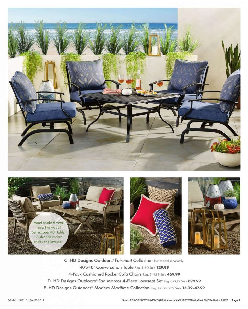 Groovy Fred Meyer Flyer 03 13 2019 04 30 2019 Weekly Ads Us Gamerscity Chair Design For Home Gamerscityorg