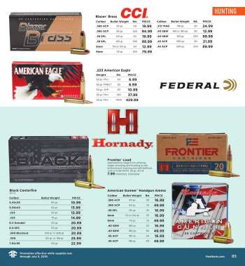 Fleet Farm Coupons >> Current Handgun Sales Ads And Coupons Weekly Ads Us