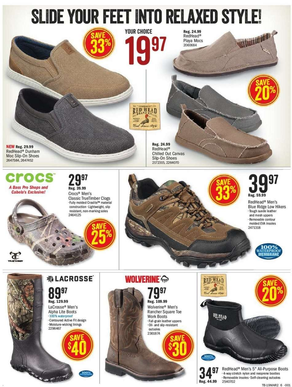 Bass Pro Shops flyer 03.15.2019 03.31.2019 | Weekly