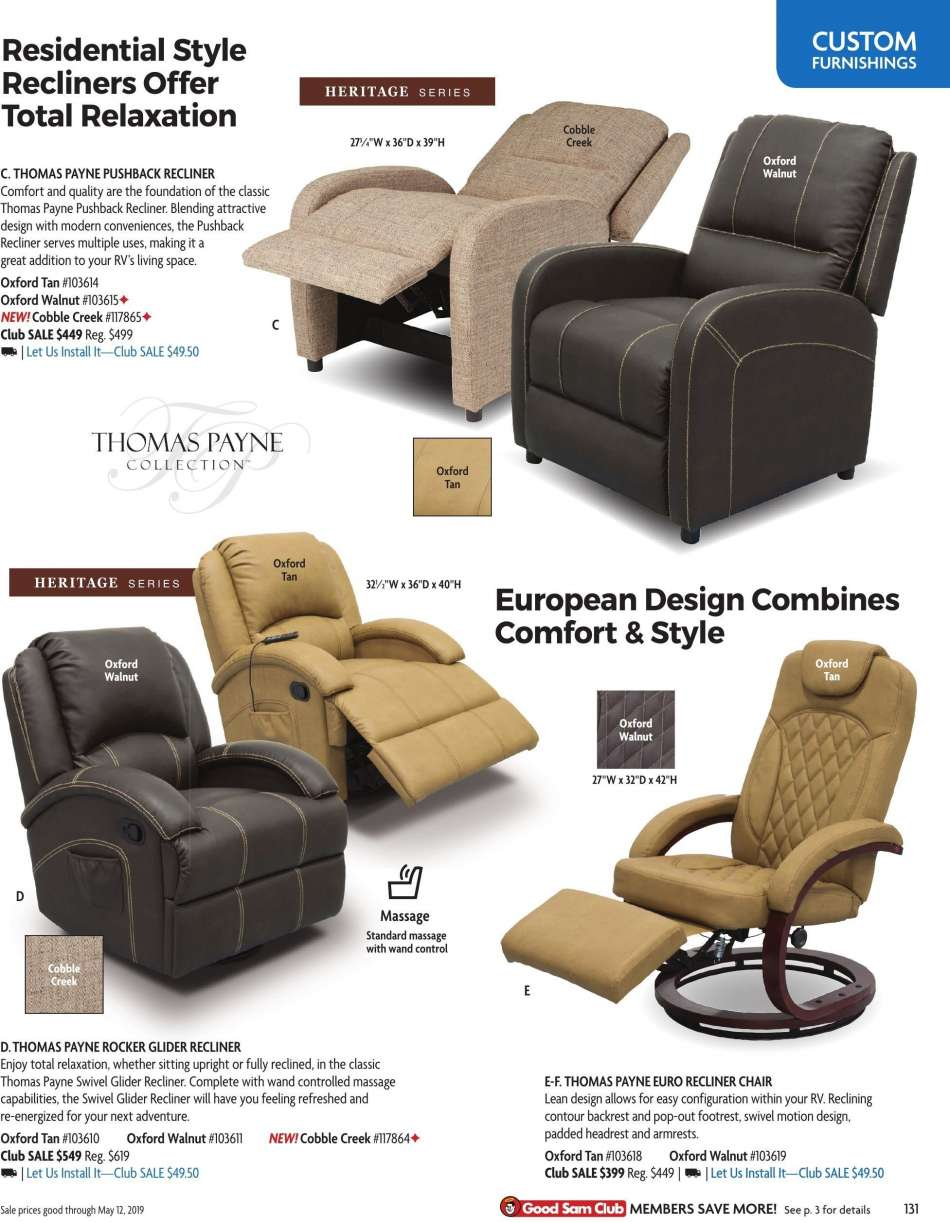 Stupendous Camping World Flyer 03 18 2019 05 12 2019 Weekly Ads Us Creativecarmelina Interior Chair Design Creativecarmelinacom