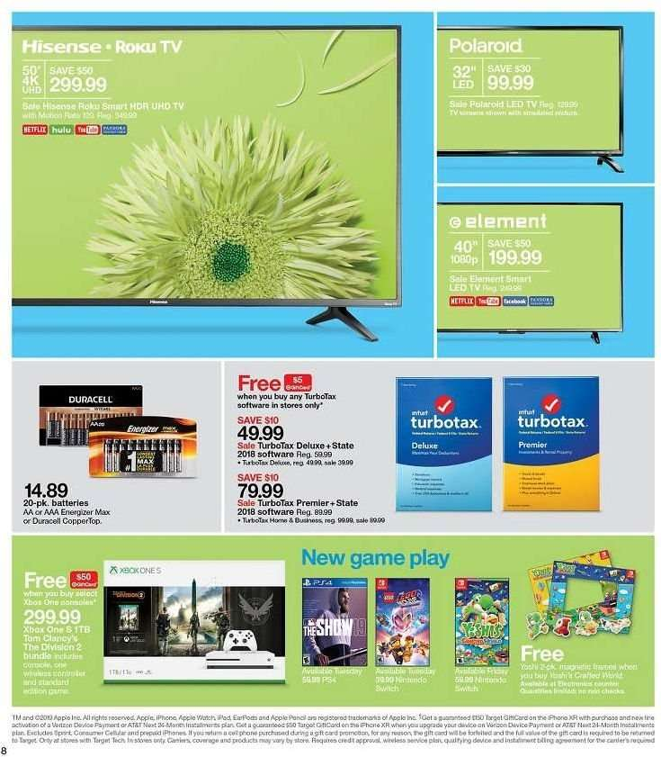 Target flyer 03 24 2019 - 03 30 2019 | Weekly-ads us