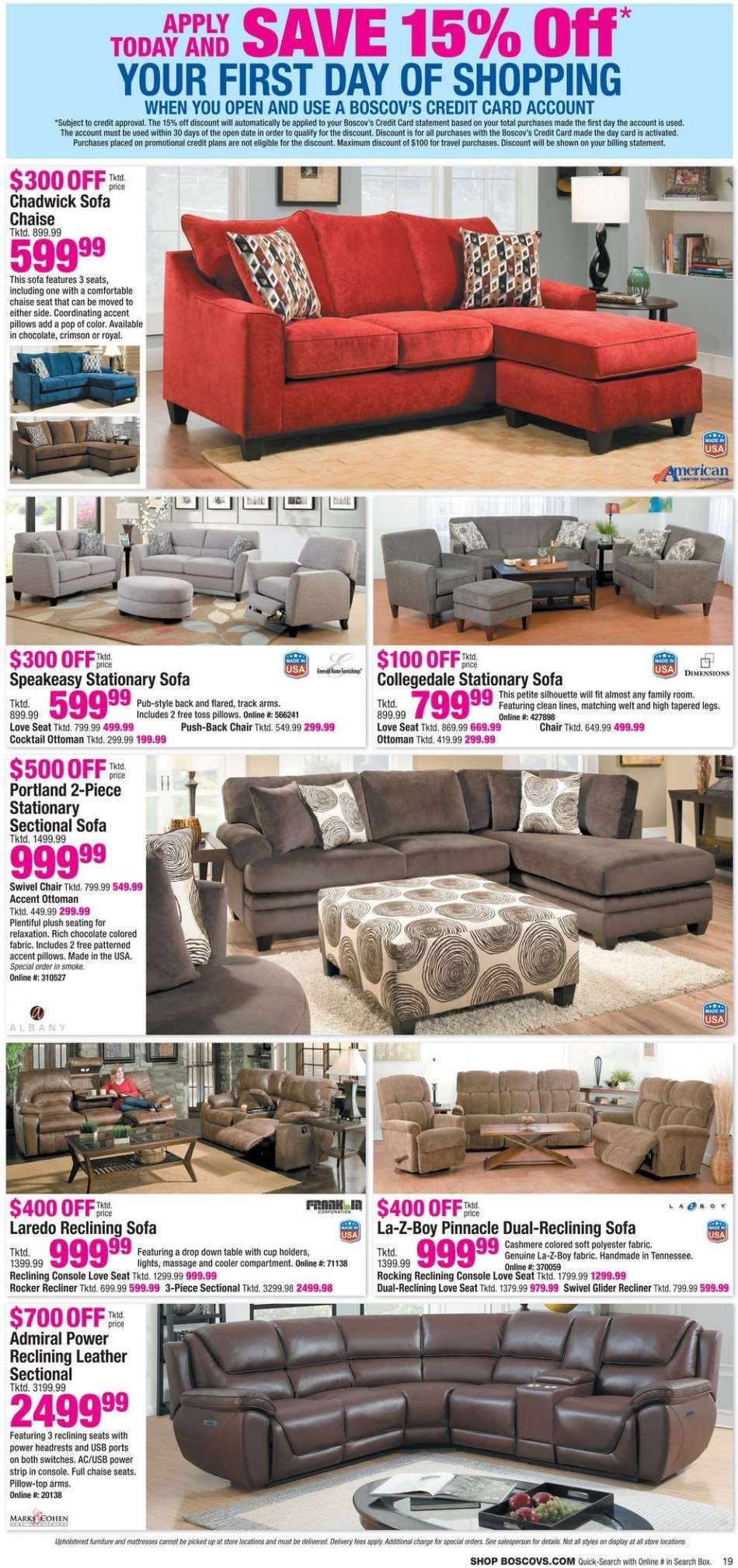 Super Boscovs Flyer 03 24 2019 03 31 2019 Weekly Ads Us Gmtry Best Dining Table And Chair Ideas Images Gmtryco