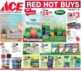 ACE Hardware Flyer - 04.01.2019 - 04.30.2019.