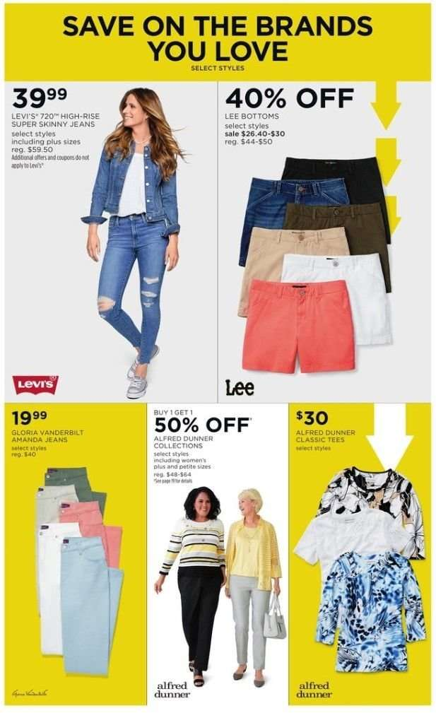 f5a3e15202 JCPenney Flyer - 04.05.2019 - 04.07.2019 - Sales products - bottom,