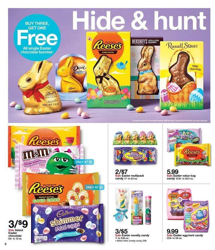 Target flyer 04 07 2019 - 04 13 2019 | Weekly-ads us