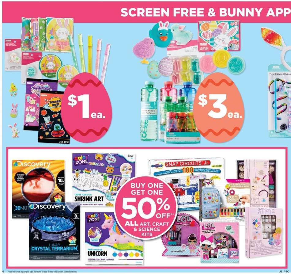 Michaels flyer 04 07 2019 - 04 13 2019   Weekly-ads us