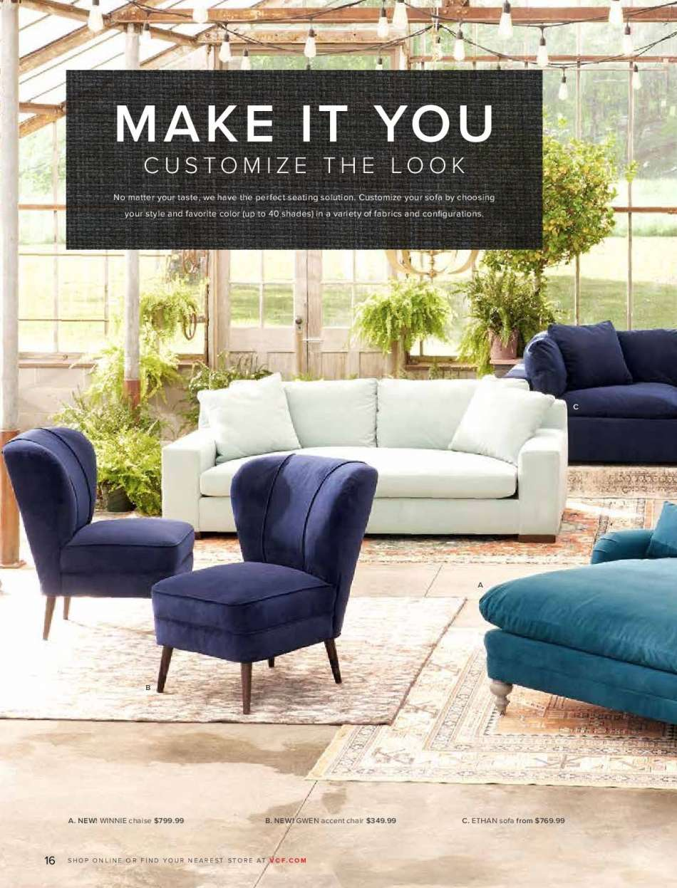 Value City Furniture Flyer 03 01 2019 05 31 2019 Weekly Ads Us