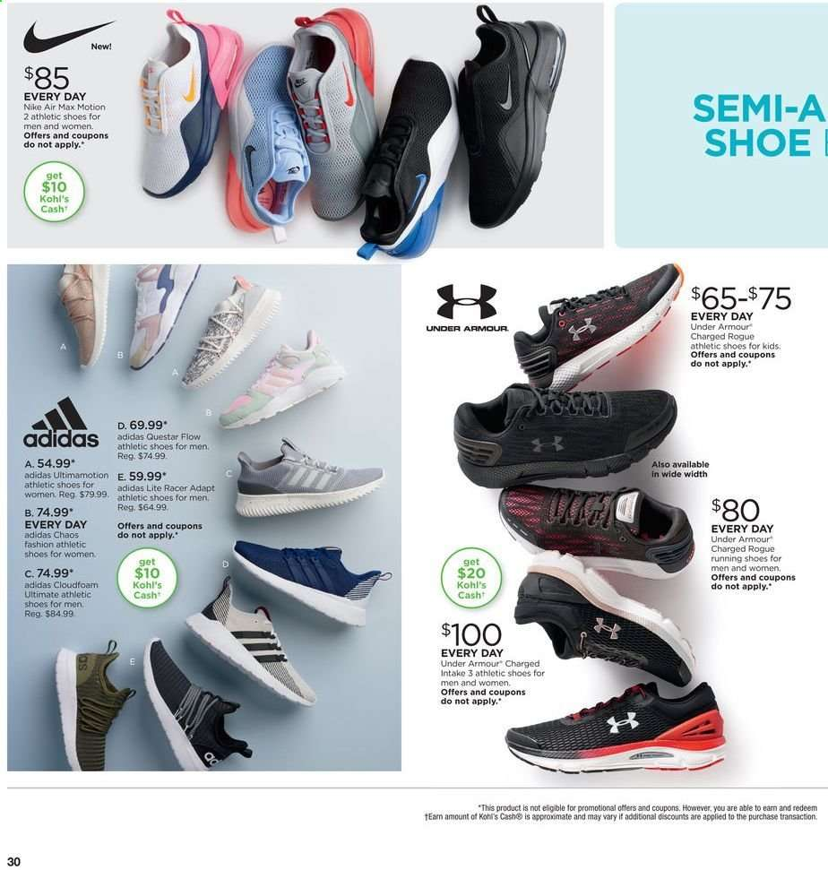 838a216f13 Current Kohl's flyer 04.11.2019 - 04.20.2019 nike air max motion 2 kohls