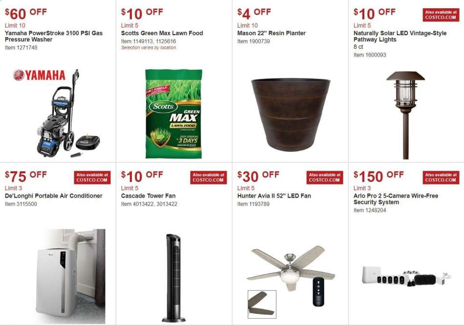 Costco flyer 04 17 2019 - 05 12 2019 | Weekly-ads us
