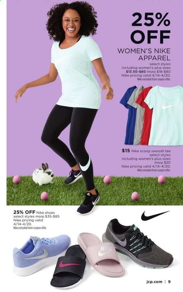 1740d9f890bf JCPenney Flyer - 04.11.2019 - 04.21.2019 - Sales products - apparel