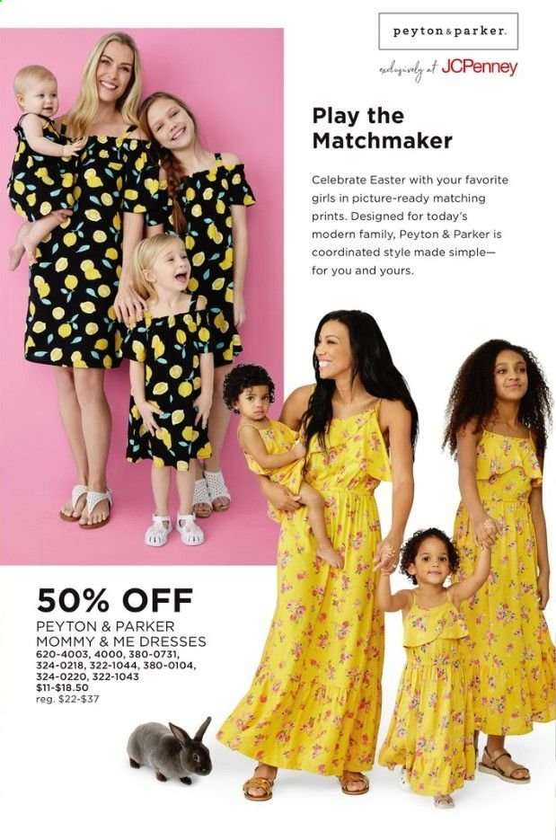 903aa29e3224 JCPenney Flyer - 04.11.2019 - 04.21.2019 - Sales products - dress