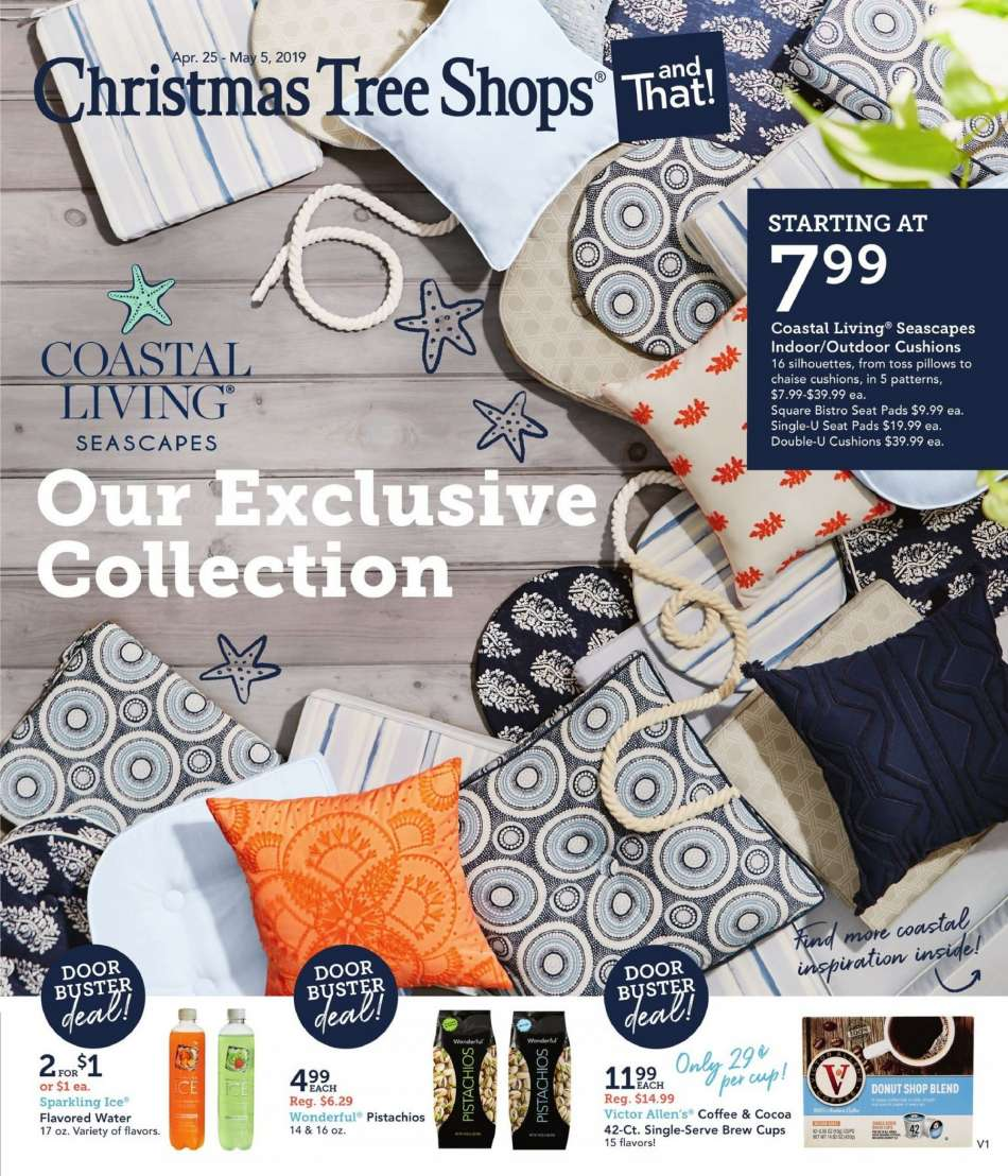 Christmas Tree Shops Flyer 04 25 2019 05 05 2019 Weekly Ads Us