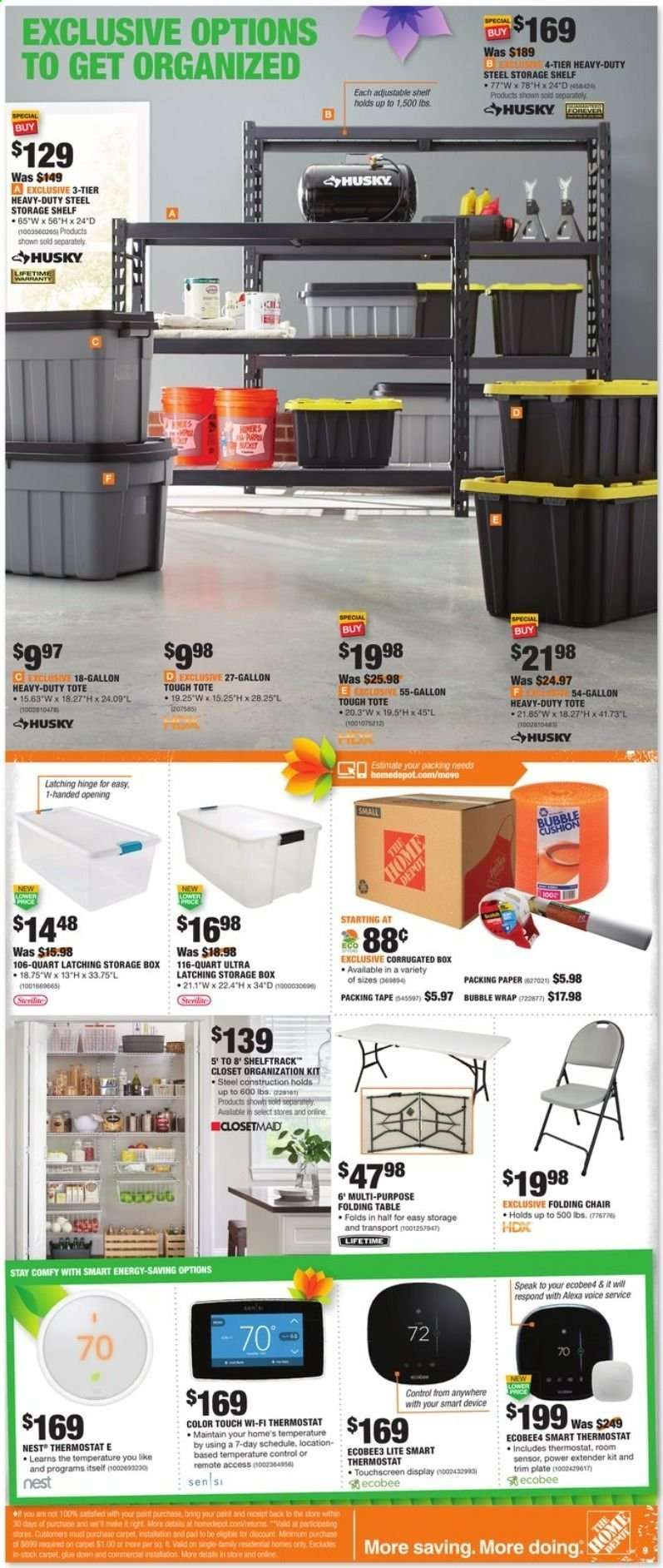 The Home Depot flyer 04 25 2019 - 05 01 2019 | Weekly-ads us