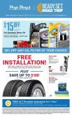 Pep Boys Flyer - 04.29.2019 - 05.26.2019.