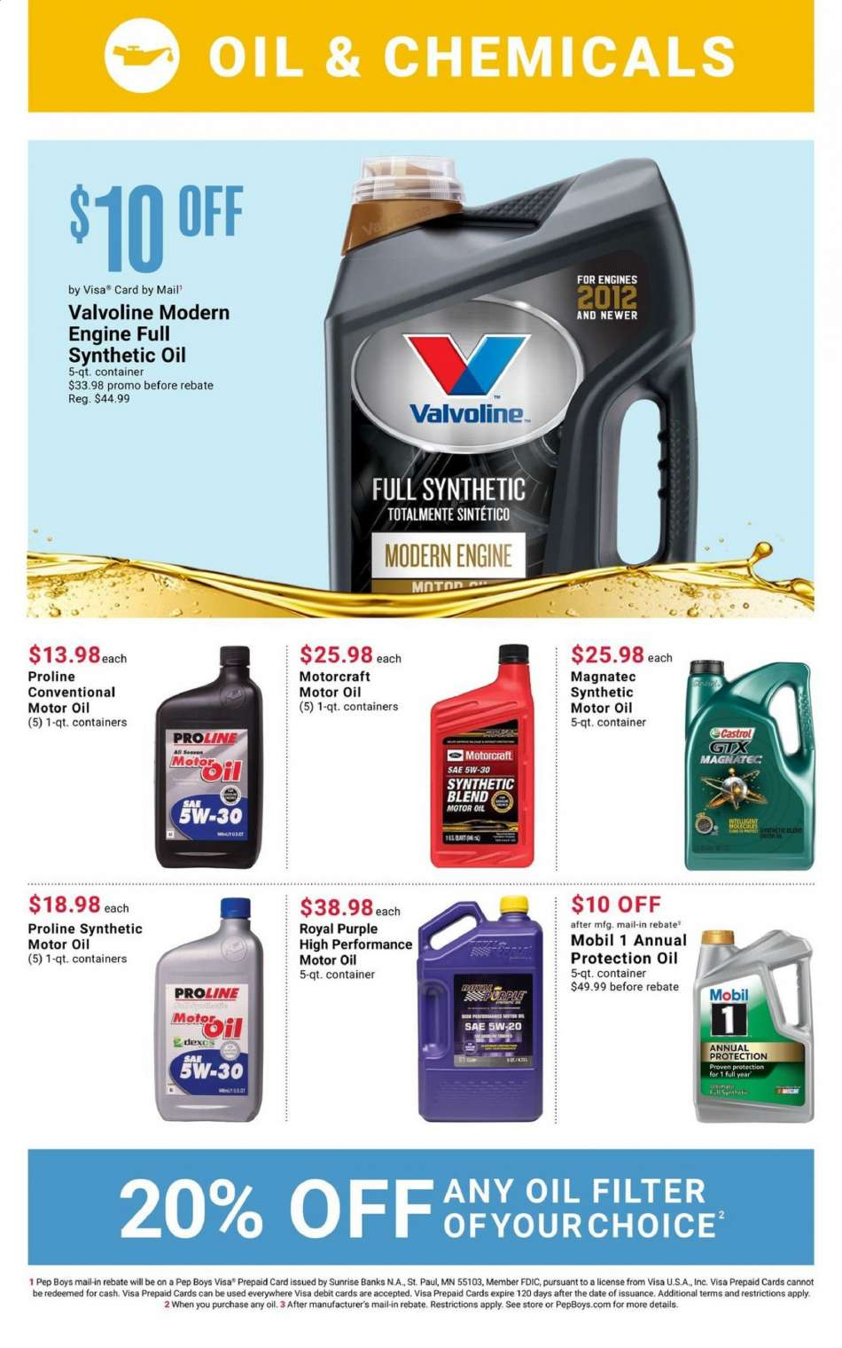 Pep Boys flyer 04 29 2019 - 05 26 2019 | Weekly-ads us
