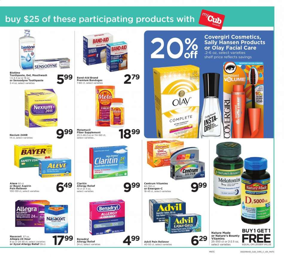 Cub Foods flyer 05 02 2019 - 05 08 2019 | Weekly-ads us