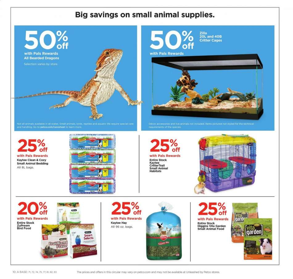 Petco flyer 05 05 2019 - 05 27 2019 | Weekly-ads us