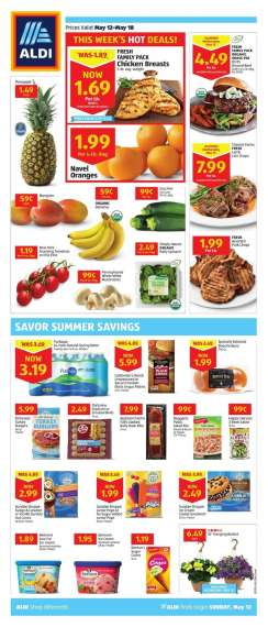 ALDI - ads, locations, hours of stores near you, flyers and coupons