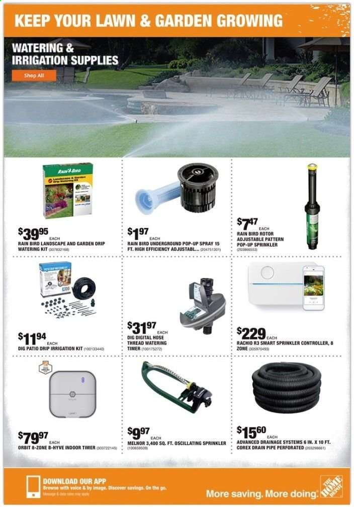 The Home Depot flyer 05 13 2019 - 05 16 2019   Weekly-ads us