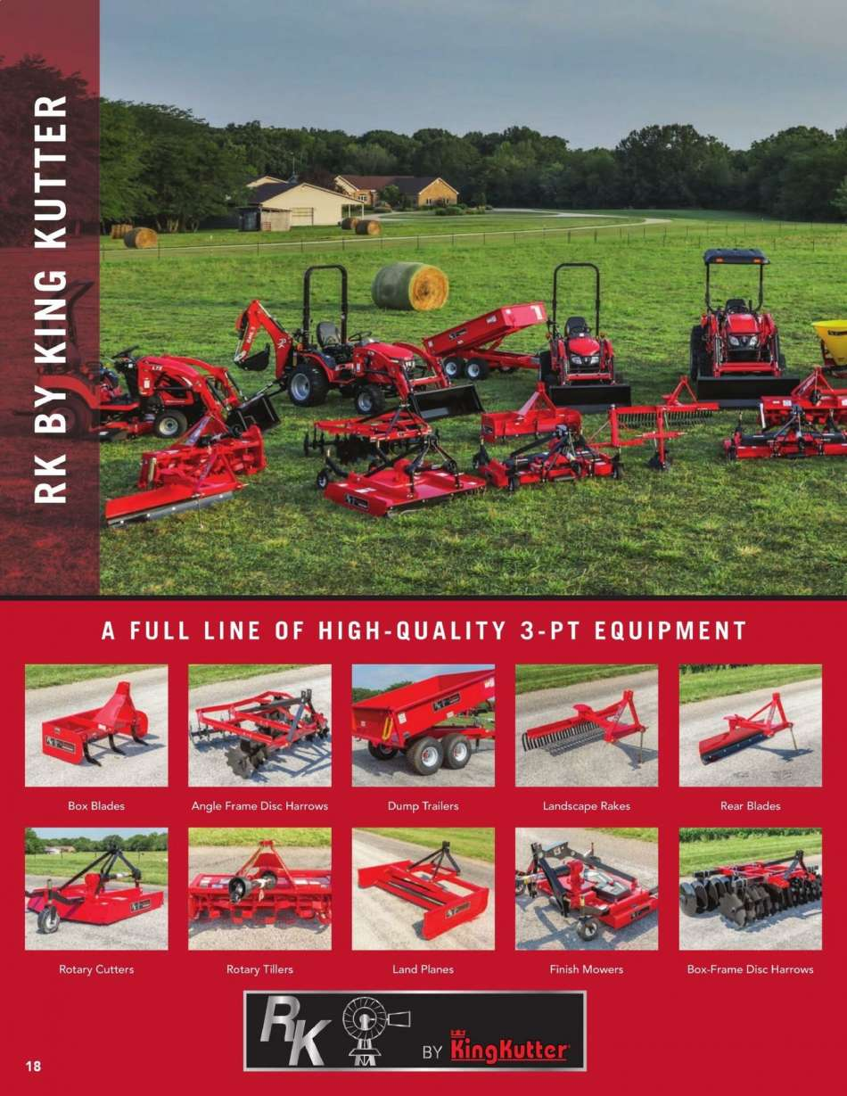 Rural King flyer 03 17 2019 - 12 31 2019   Weekly-ads us