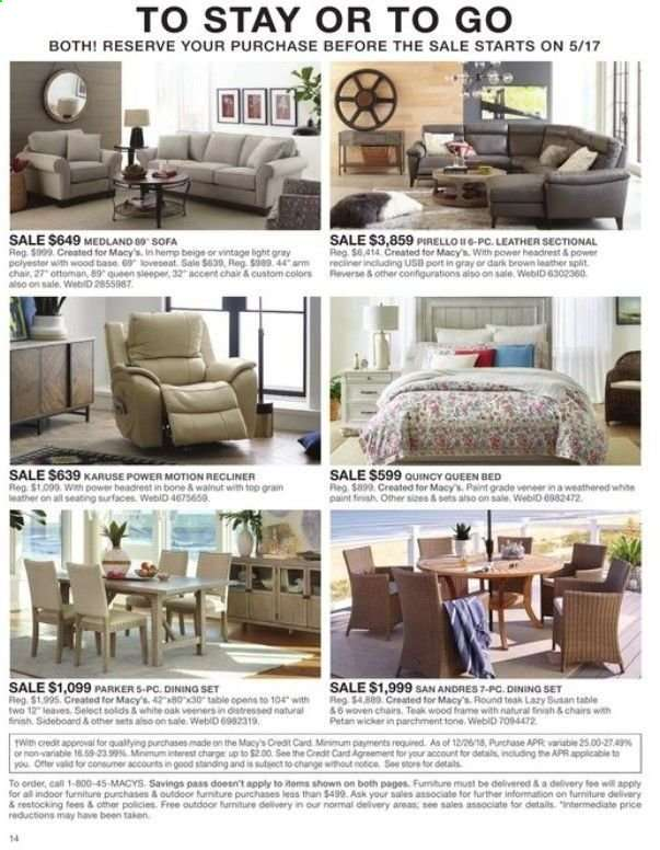Magnificent Macys Flyer 05 17 2019 05 18 2019 Weekly Ads Us Forskolin Free Trial Chair Design Images Forskolin Free Trialorg