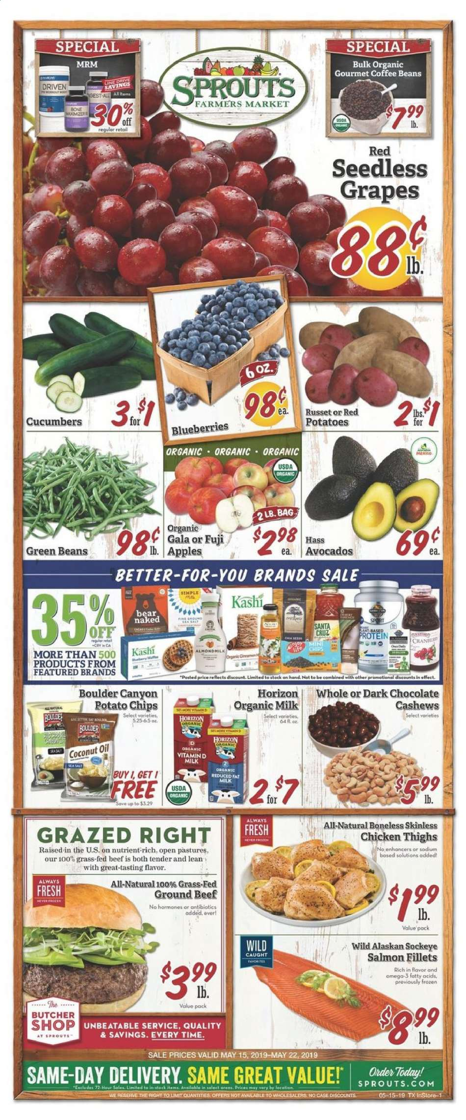 Sprouts flyer 05 15 2019 - 05 22 2019 | Weekly-ads us