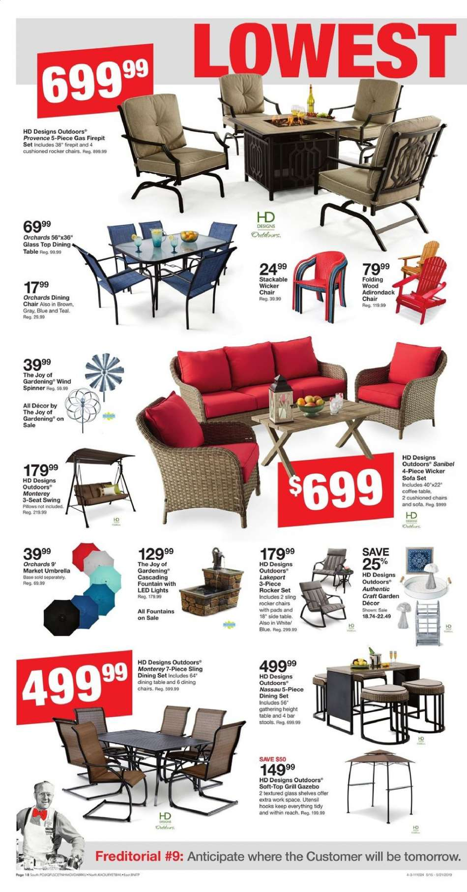 Fred Meyer Flyer 05 15 2019 21 Weekly Ads Us