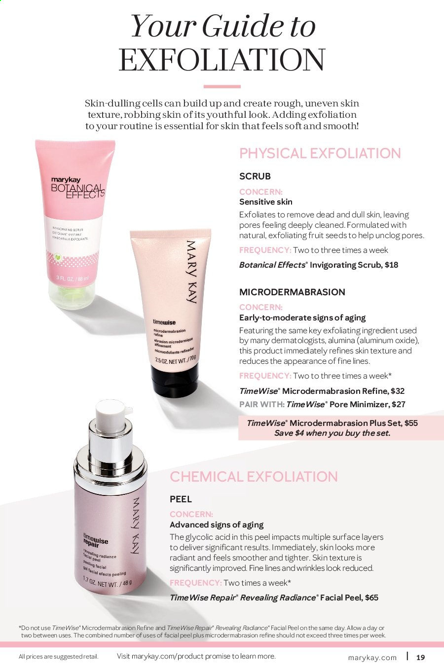 Mary Kay Flyer 05 16 2019 08 15 2019 Weekly Ads
