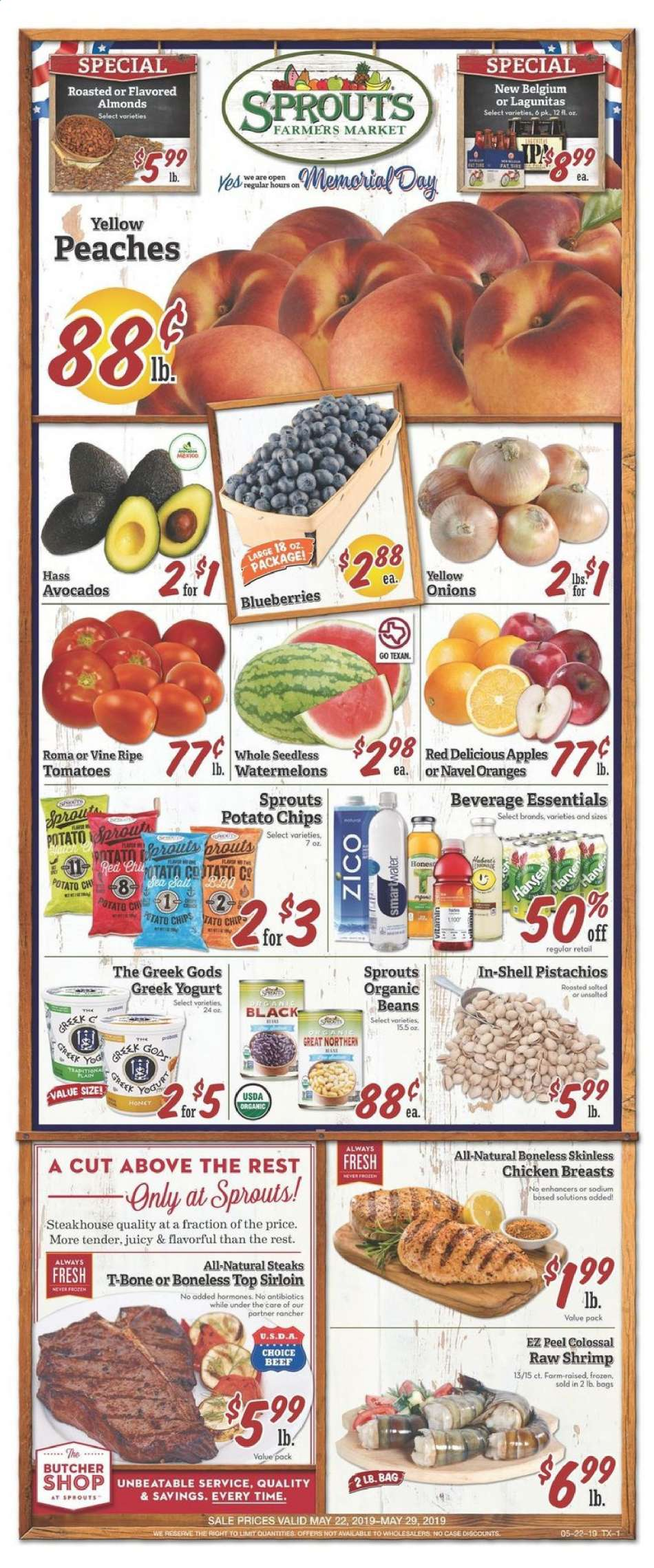 Sprouts flyer 05 22 2019 - 05 29 2019 | Weekly-ads us