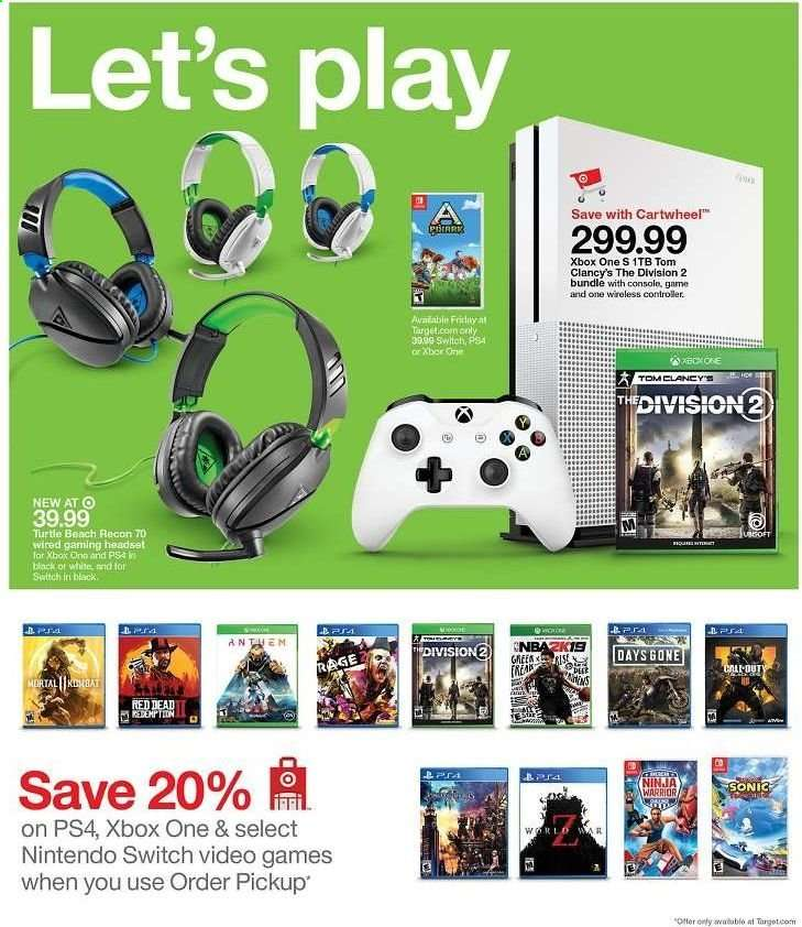 Target flyer 05 26 2019 - 06 01 2019 | Weekly-ads us