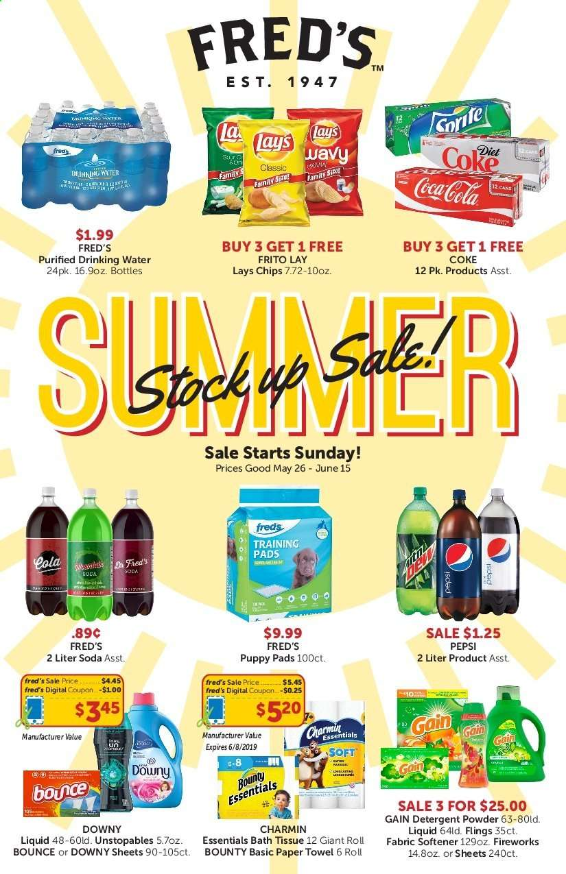 fred's flyer 05 26 2019 - 06 15 2019 | Weekly-ads us