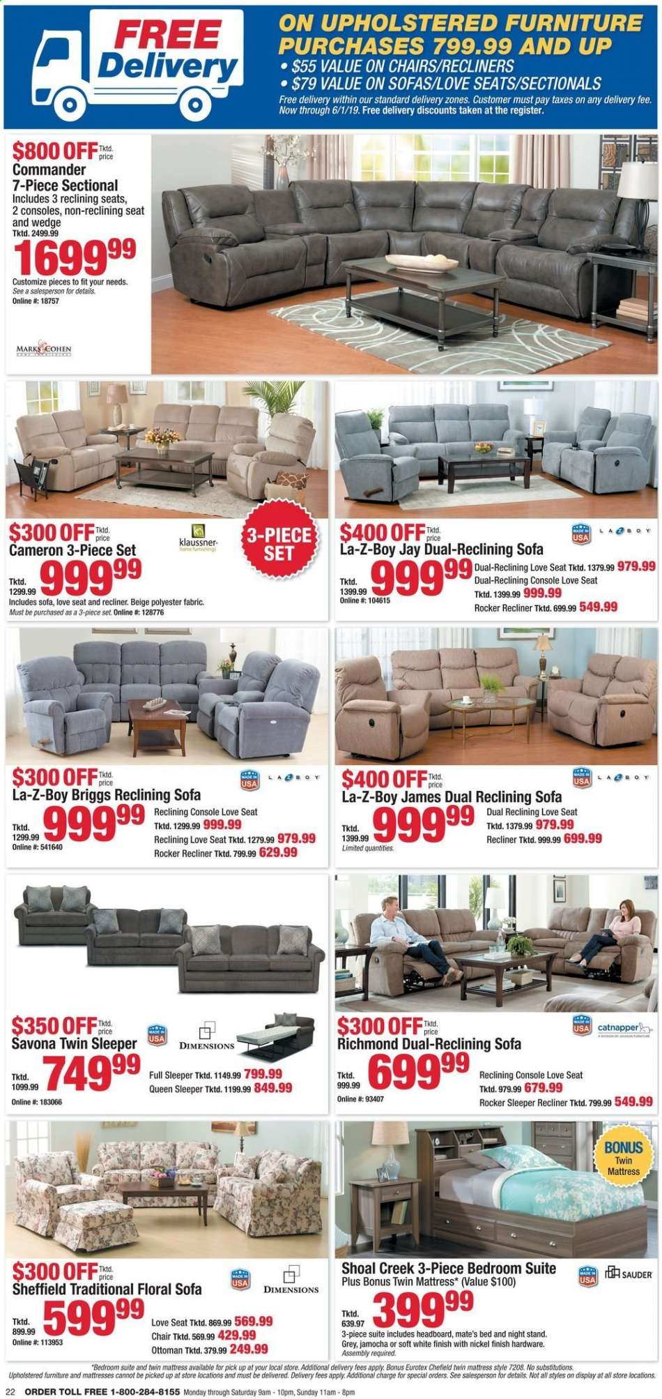 Enjoyable Boscovs Flyer 05 26 2019 06 02 2019 Weekly Ads Us Gmtry Best Dining Table And Chair Ideas Images Gmtryco