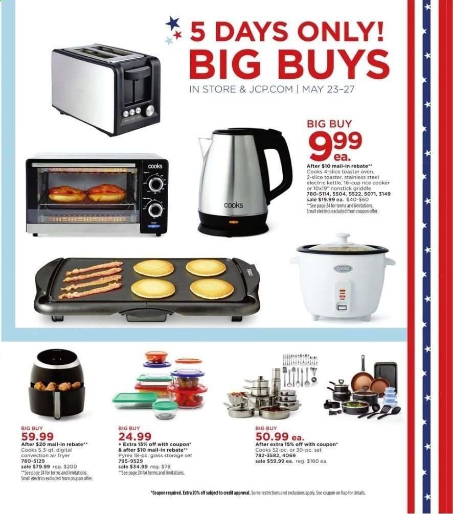 b90208f1 JCPenney Flyer - 05.23.2019 - 06.06.2019 - Sales products - cup,