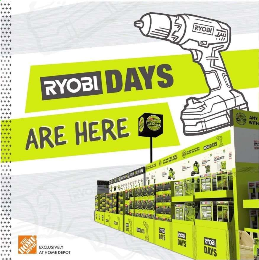 The Home Depot flyer 05 24 2019 - 06 19 2019 | Weekly-ads us