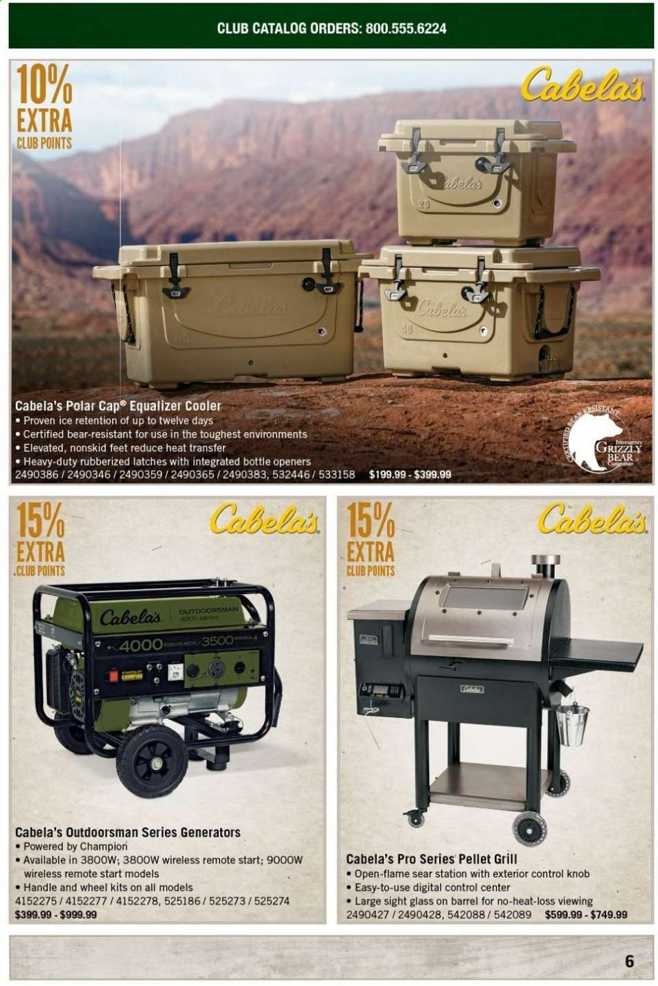 Bass Pro Shops flyer 06 01 2019 - 06 30 2019 | Weekly-ads us
