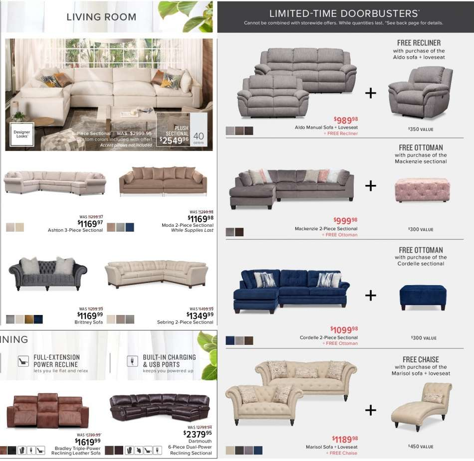 Marvelous Value City Furniture Flyer 05 21 2019 06 03 2019 Weekly Pabps2019 Chair Design Images Pabps2019Com