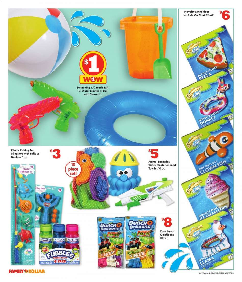 Family Dollar flyer 06 02 2019 - 07 13 2019 | Weekly-ads us