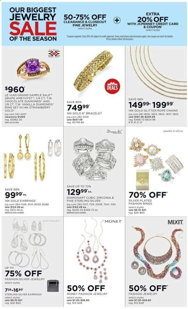 7584a7972 JCPenney Flyer - 06.03.2019 - 06.06.2019 - Sales products - ale,