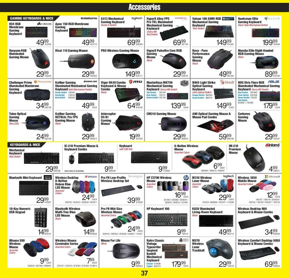 Micro Center flyer 06 03 2019 - 06 16 2019 | Weekly-ads us